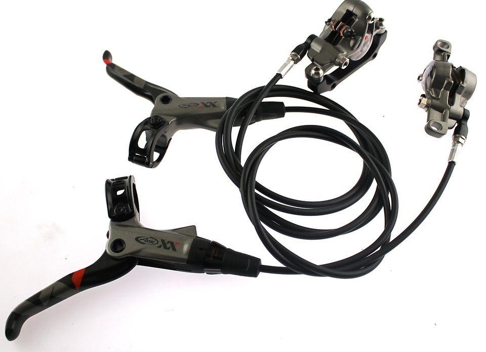 AVID 2012 XX Hydraulic Disc Brake Set Front + Rear SRAM Mountain Bike