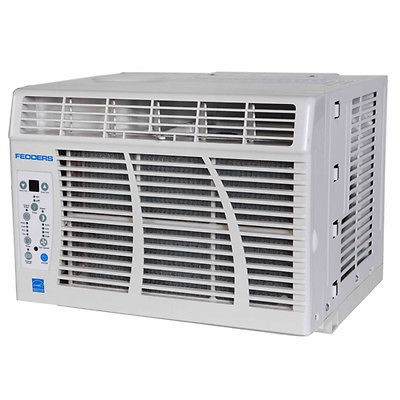 Fedders 15K BTU Energy Star Window Mount AC Unit Room Air Conditioner
