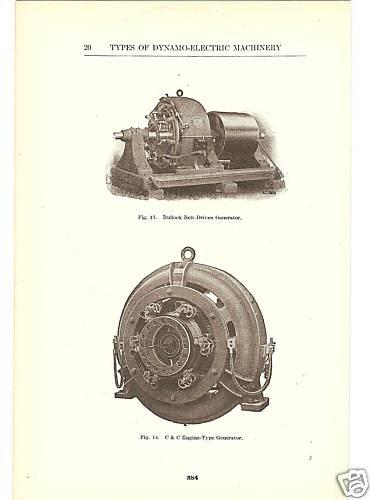 belt driven generator in Business & Industrial