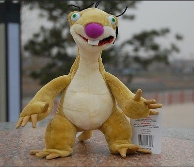 Lovely Cartoon ICE AGE 3 Image, Amusing Sid Stuffed Plush Toy