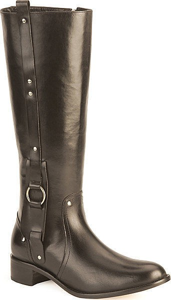 Womens Charlie 1 Horse By Lucchese Black English Riding Boots I4670