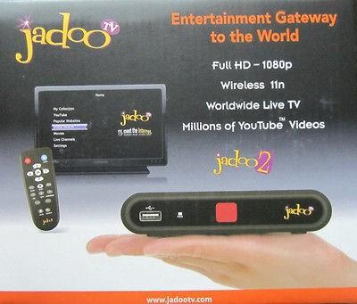 Jadoo TV 2 HD IPTV Box 1080p Wholesaler Dropshipping List
