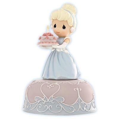 Moments Disney Princess Cinderella Cake Birthday Musical Figurine Gift