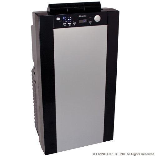 New EdgeStar 14,000 BTU Dual Hose Portable Air Conditioner
