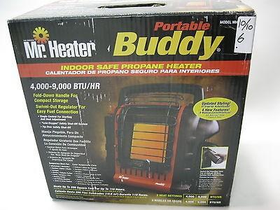 Mr. Heater F232025 MH9BX Buddy 4000   9000 BTU Portable Radiant Heater