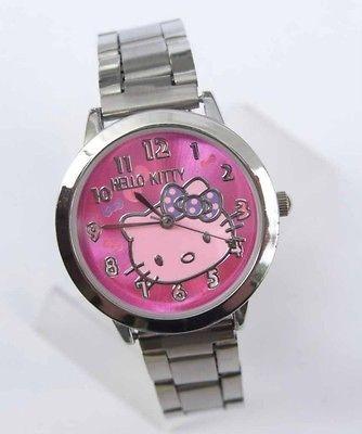 pcs Hello Kitty Stainless Steel wrist Watch Lot Mix Wholesale Child