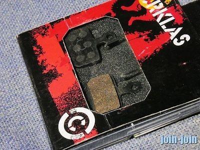 pairs ORGANIC PADS AVID Disc Brake Elixir 5 R CR