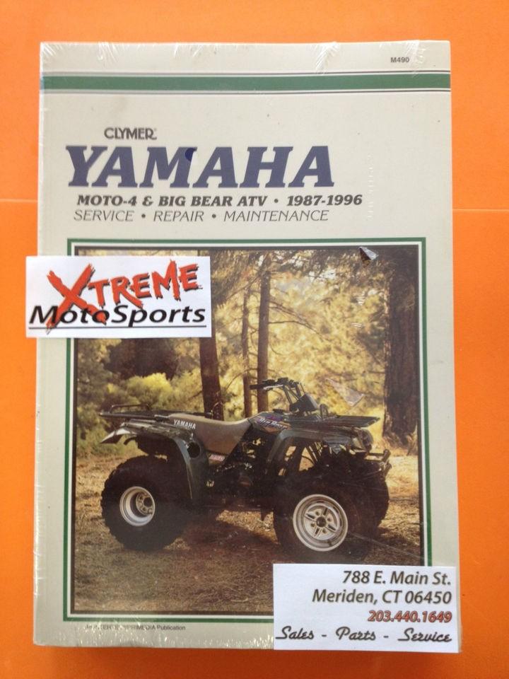 1987 yamaha tt350 service repair maintenance manual
