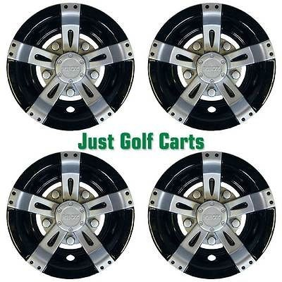golf cart wheel covers in Golf