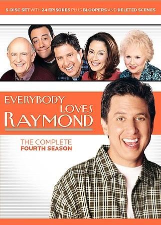 Everybody Loves Raymond   The Complete Fourth Season DVD, 2005, 5 Disc
