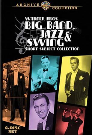 Warner Bros. Big Band, Jazz Swing Short Subject Collection DVD, 2009