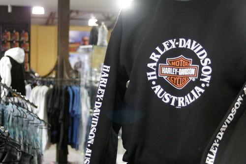 harley davidson australia in Clothing,