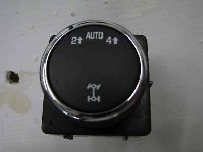 gmc yukon 4x4 control transfer case switch 07 08 09