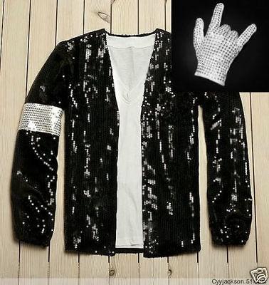 Michael Jackson Billie Jean Jacket Free Billie Jean Crystal Glove