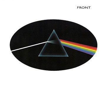 pink floyd dark side of the moon sticker  2 95