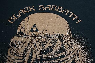 Black Sabbath Tour 78 t shirt iron man tony stark the avengers S 3X