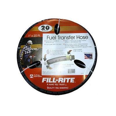tuthill fill rite frh10020 fuel transfer hose 20 x 1