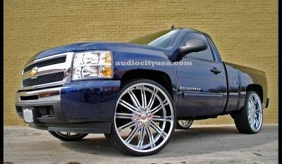 28 Rims Tires Chevy Ford Cadillac H3 GMC QX56 Wheels