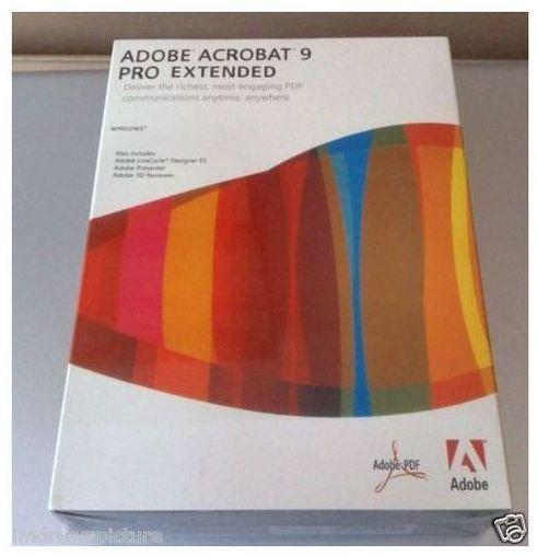 Adobe Acrobat 9 Pro Extended Скачать Бесплатно На Русском Языке