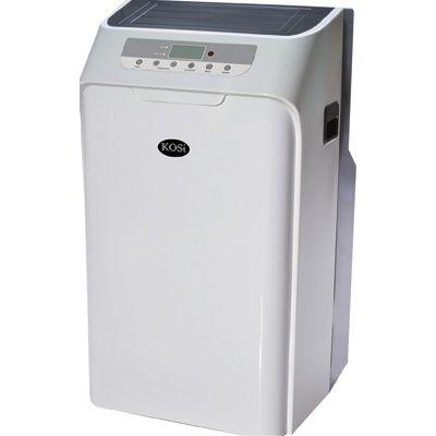 Kosi Portable Air Conditioner Heat Pump 12K BTU Cool 13K BTU Heat 10