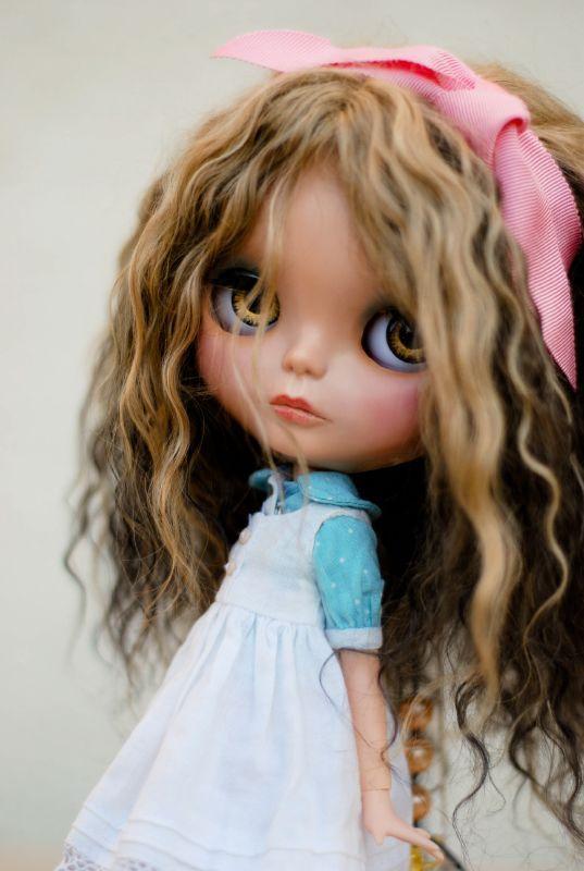OOAK Custom Blythe Doll by Poohie Alice