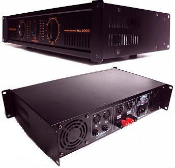 Brand New Deura Amplifiers MA4000 High Quality Pro Amplifier $199 Free
