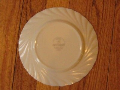 Arcopal France Glass China Victoria Lunch Salad Plate