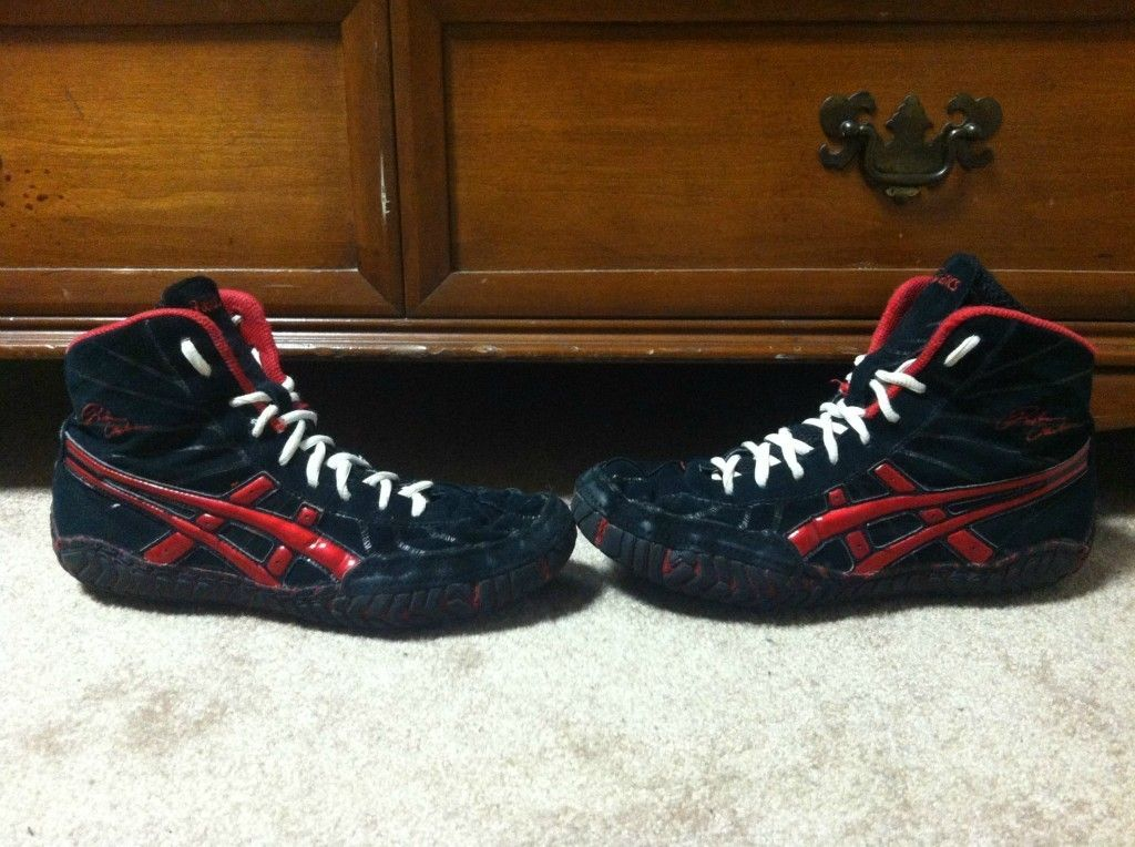 Rulon Wrestling Shoes Size