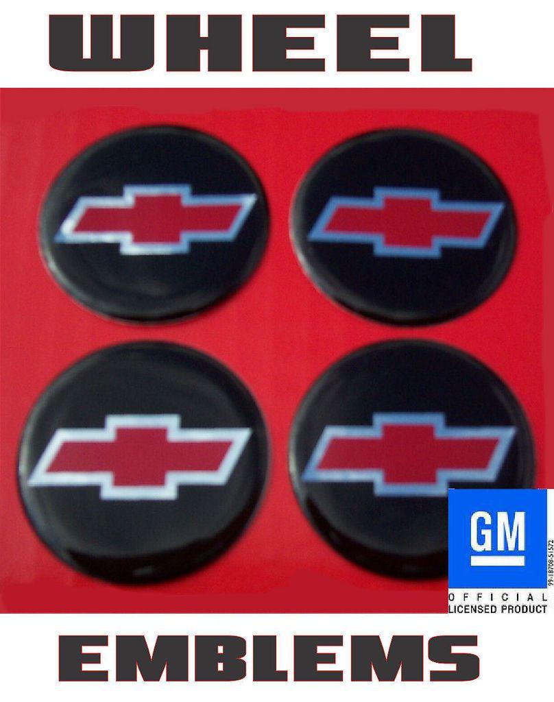 new red chevy chevrolet car truck van wheels rims hubcap