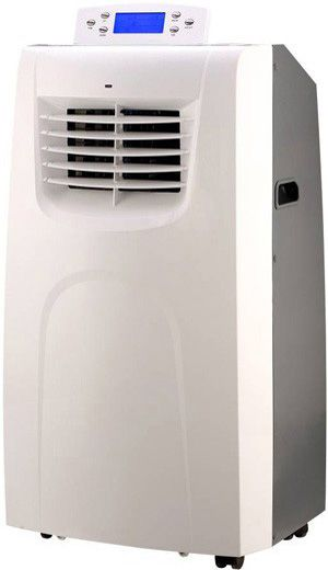 14K BTU Portable Air Conditioner Room AC, Compact A/C Cooler