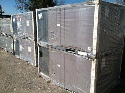 ICP TEMPSTAR 4 TON HEAT PUMP AC ROOFTOP PACKAGE UNIT CARRIER 460V