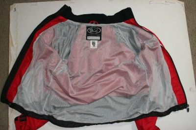 Womens Bjorn Daehlie Warm Up Cross Country Skiing Jacket Large 14