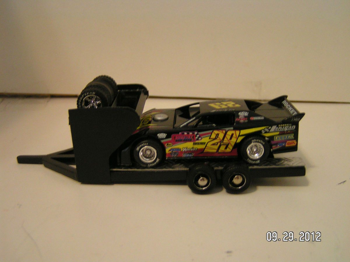 Diecast Late Models Race Cars