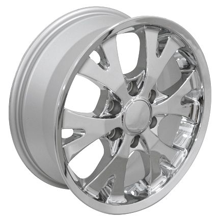 Canyon Wheels 5324 Set of 4 Rims Fit Chevy GMC Colorado Z71 Z85
