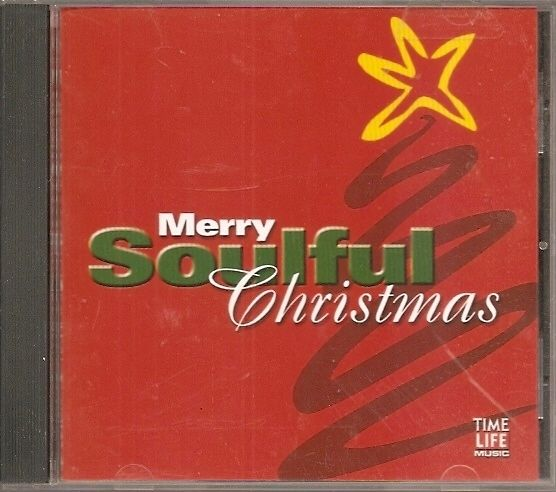 time life merry soulful christmas cd otis redding lou rawls gladys - Otis Redding Christmas