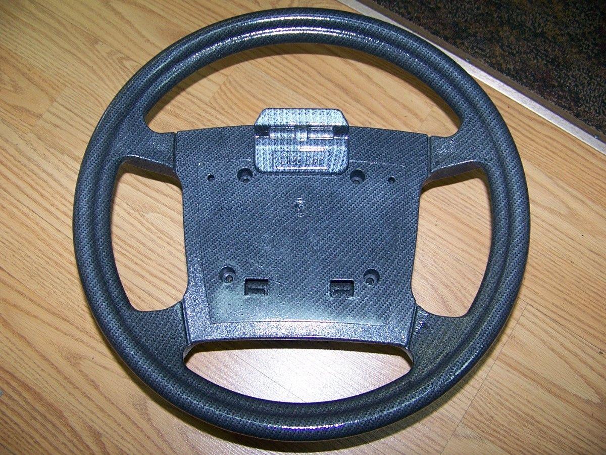 Club Car Golf Car Cart Custom Steering Wheel Carbon Fiber