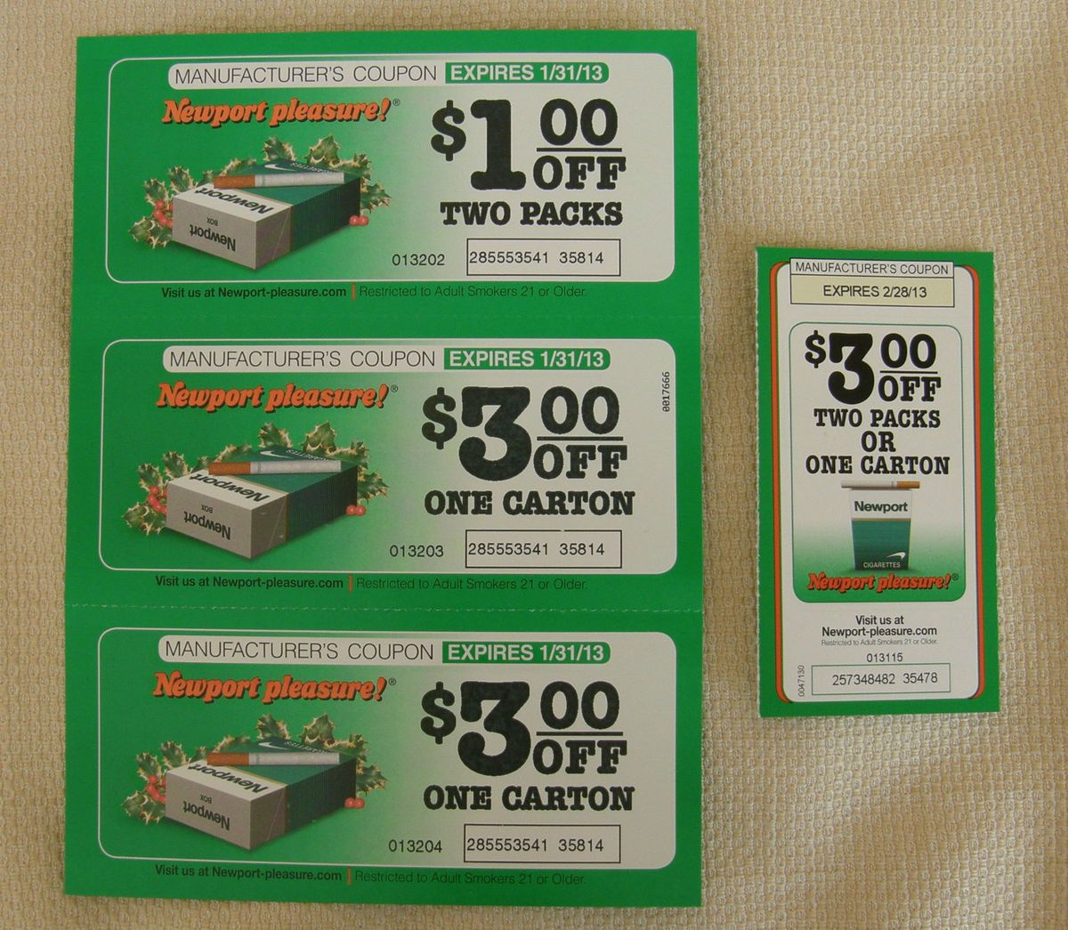 photo about Newport Cigarette Coupons Printable known as Newport Cigarettes Discount coupons General Price savings $10 00