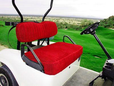 Club Car Golf Cart Seat Covers