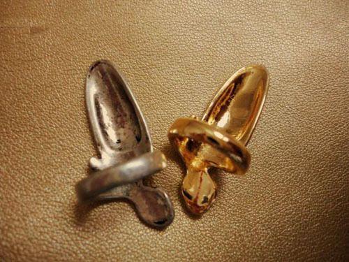 Fashion Popular Punk Cool Finger Nail Snake Design Ring Suitable for