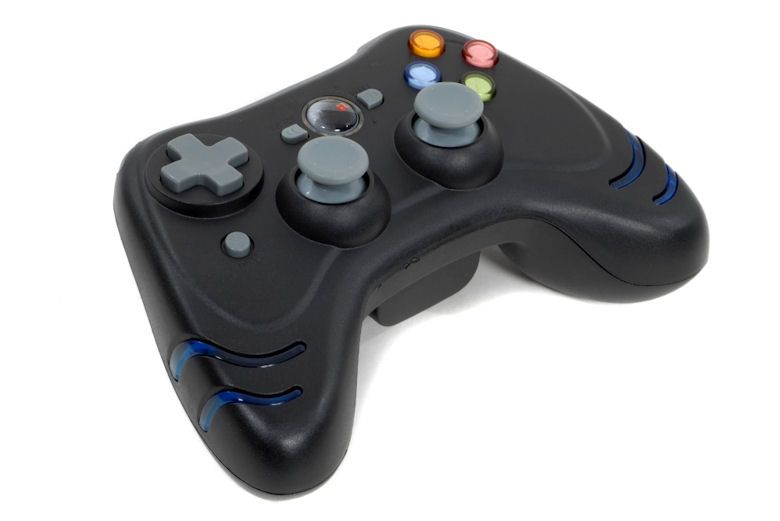 DATEL WIRELESS CONTROLLER Turbo Rapid Fire Playstation 3 PS3