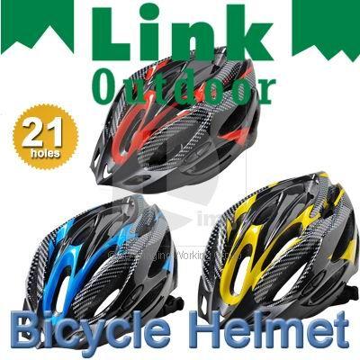 Bicycle Bike Adult Men Women Safety Helmet Holes DB135