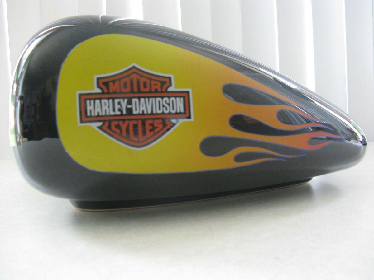 Harley Davidson Edible Arrangements Gas Tank Bowl