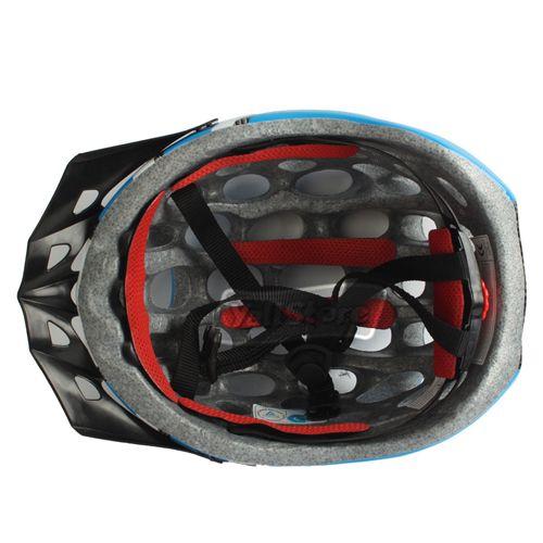 new brandnew 41 Holes Bicycle bike cycle Honeycomb Helmet Blue