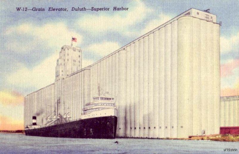 superior grain elevator case study