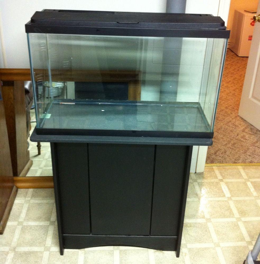29 gallon aquarium stand metal bent glass aquarium for 40 gallon fish tank stand