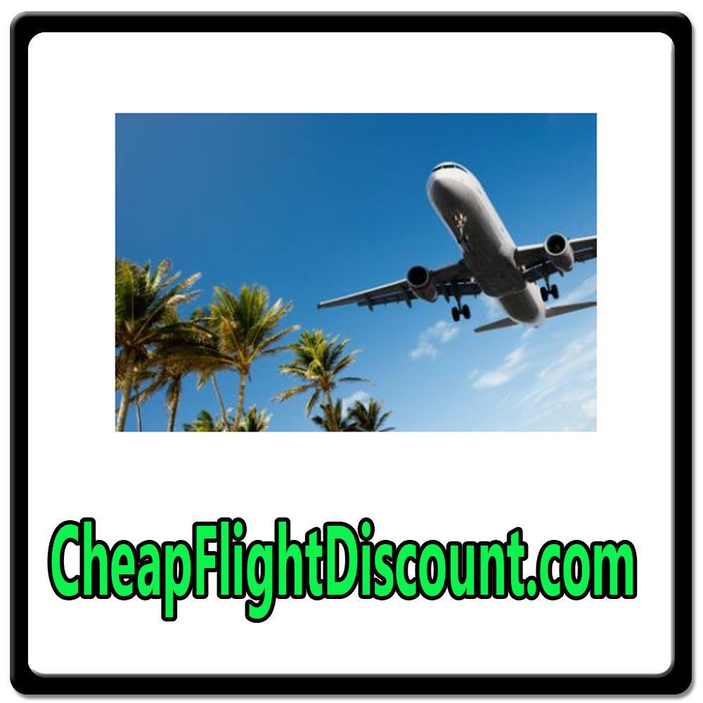 Cheap Flight Discount com Web Domain for Sale Travel Airline Tickets