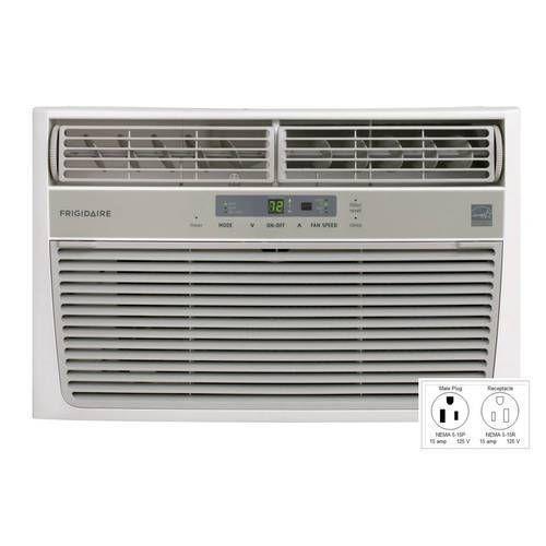 New Frigidaire 6500 BTU Window Room Air Conditioner (ENERGY STAR) 10.7