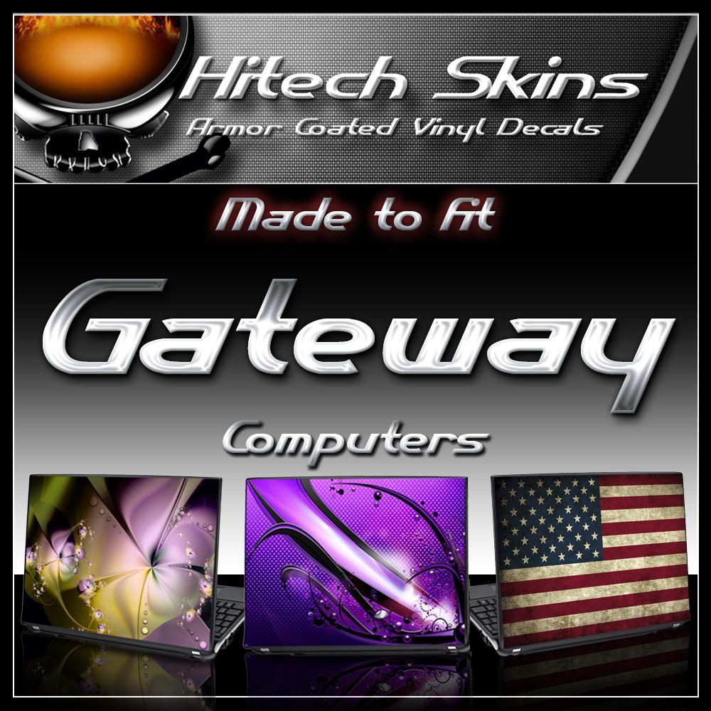 Laptop Notebook Skin Sticker Decal for Gateway NV53