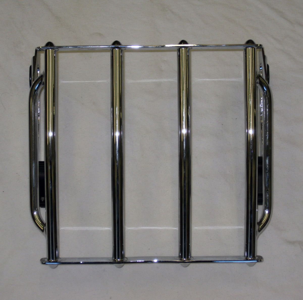 Harley Davidson Touring Detachable Solo Luggage Rack Used