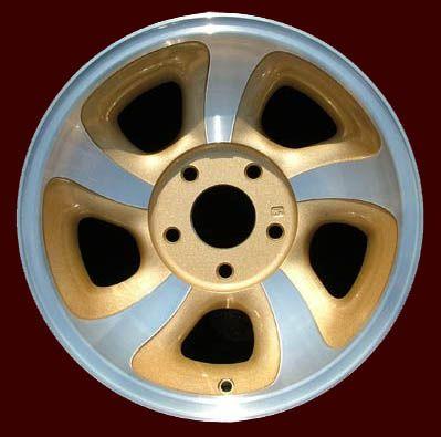 5063A Chevrolet S15 S10 Blazer GMC Jimmy Sonoma 15 Used Wheels Alloy